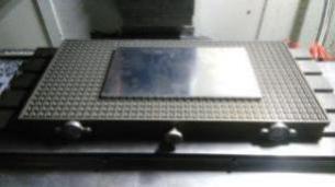 不锈钢/铜/铝/亚克力板吸盘/CNC自动保压真空吸盘