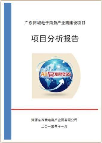 广州代写可行性研究报告本地公司