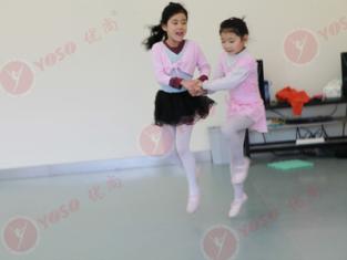 舞蹈房专用地板,pvc舞蹈地板,专业舞蹈地板