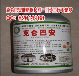 克仑巴安催肥促长剂