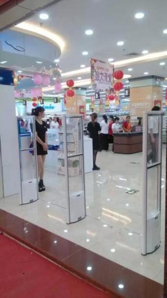 超市防盗报警器 超市商品防盗器