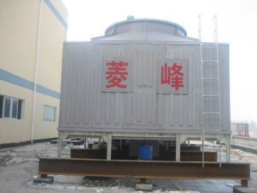 方形横流式工业水塔价格供应