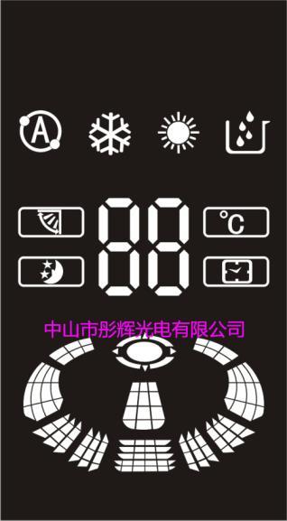 佛山格力空调LED数码显示屏数码彩屏