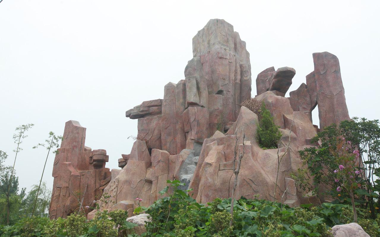 河南省驻马店市风景图片