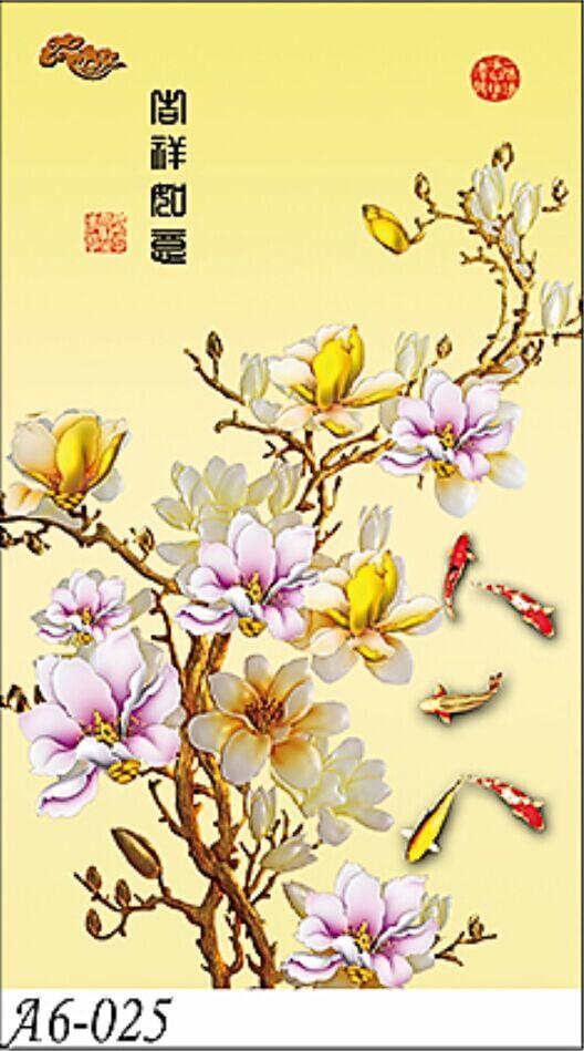橱窗 家装,建材 特种建材 > 环保型装饰材料,花之俏品牌室内集成墙板