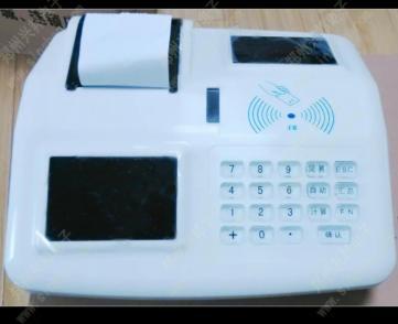 厂家直销美食城IC卡消费打印一体机