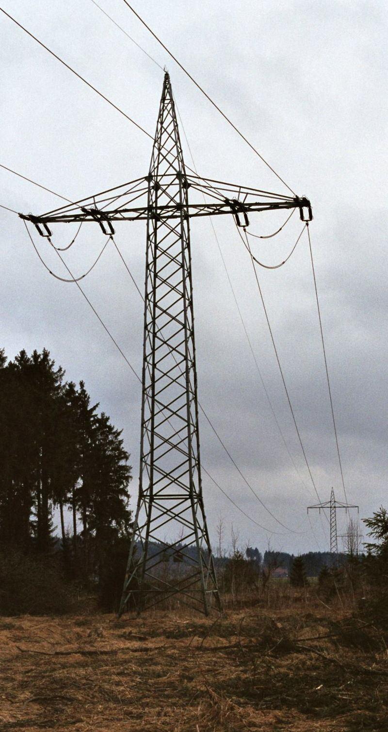 输电线路铁塔500kv