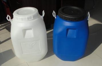 供应25升开口塑料桶25公斤螺旋盖塑料桶专业生产