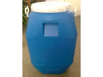 50升塑料桶50公斤开口塑料桶50升螺旋盖庆云唯一供应厂家