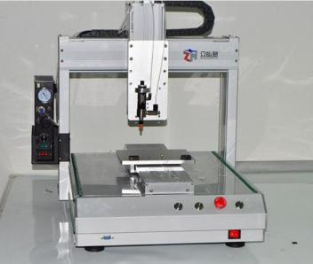 FPC软板点胶机 芯片底部点胶机 摄像头模组点胶机 高速喷射点胶