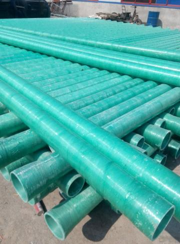 河北【轩驰】高强度150玻璃钢管生产厂家及价格