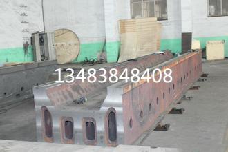泊头市景松机械厂大型机床铸件