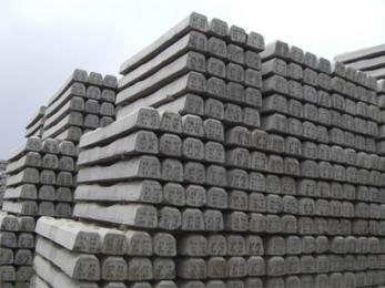 螺栓压板水泥枕木,弹簧固轨器水泥枕木标准规格型号