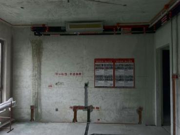 无锡格力中央空调风管机安装