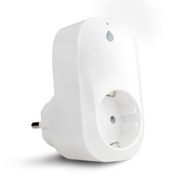 欧规远程开关 定时开关 电量 欧规wifi智能插座 CE/ROHS/GS认证