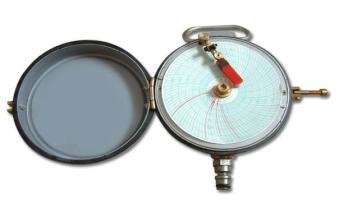 YTL-610圆图压力记录仪