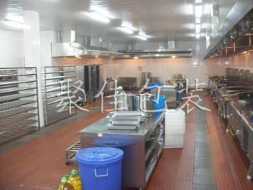 重庆冷链快餐中央厨房平面设计