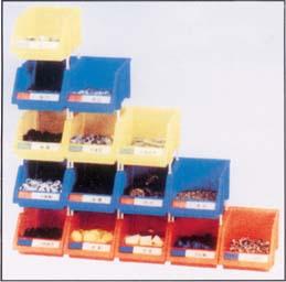 环球牌组立零件盒、磁性材料卡,塑料盒