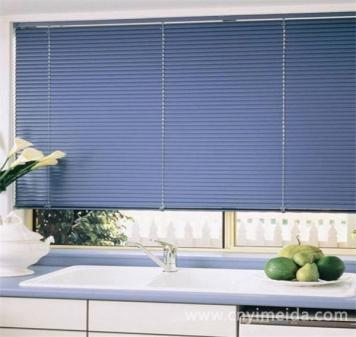 福田办公窗帘色彩设计基本原则