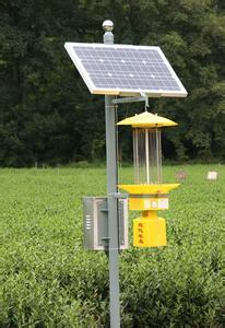 辉亿HY-A8太阳能杀虫灯工作原理
