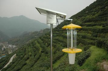 太阳能杀虫灯厂家辉亿杀虫灯