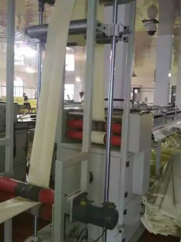 化工厂160*6000玻璃纤维针刺毡布袋
