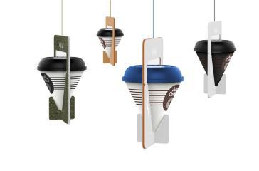 创意咖啡杯时尚杯子 实用的杯子办公