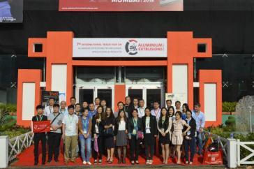 中国区总代理 2017年第14届印度国际门窗展览会