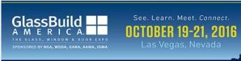 2016年第14届美国国际玻璃门窗展览会
