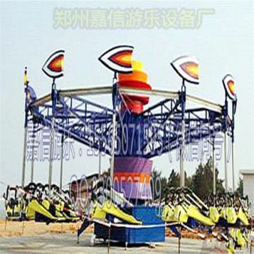 热力开卖新型火爆项目风筝飞行