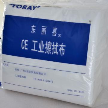 日本东丽喜TORAY无尘布23*23超细纤维防静电MTL23H-CPS工业擦拭布