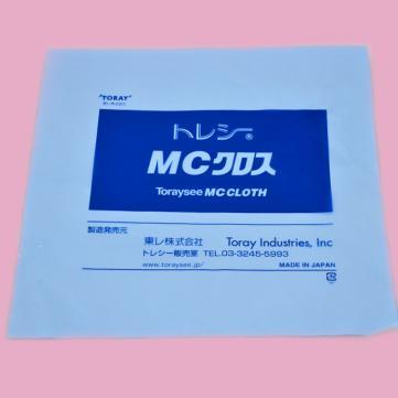 中国代理 日本东丽TORAY无尘布24*24防静电纤维MC24H无尘擦拭布