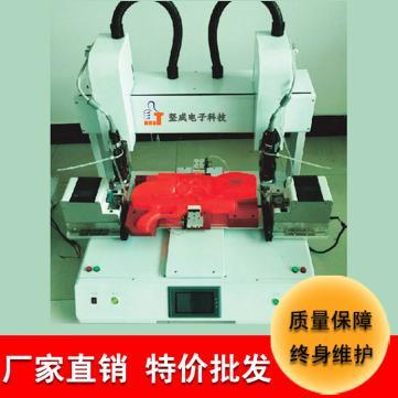 厂家直销特价批发坚成电子双电批双供料自动螺丝机BES-804自动打螺丝机