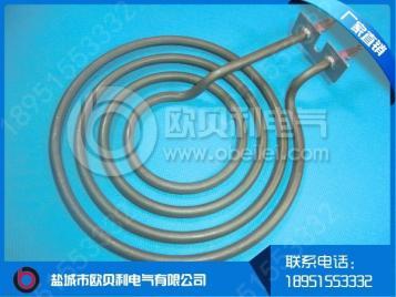 螺旋蚊香电热管