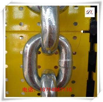 供应G80起重链条/优质80级起重链条生产必备