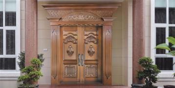 滁州铜门厂家|滁州铜门安装|滁州专业铜门定制