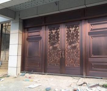安徽铜门制作|安徽铜门制作厂家|安徽铜门制作价格