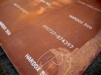 3月21日 长期NM500耐磨板出厂价