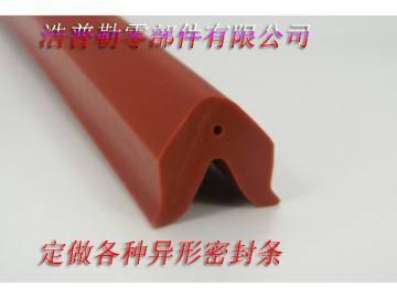 浩普勒 异形密封条 机械用密封条 定做各种异形密封条