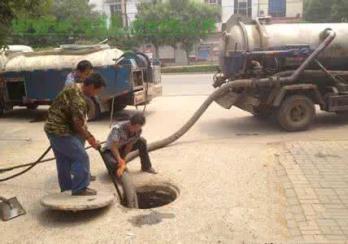 宁波专业化粪池清理*吸粪