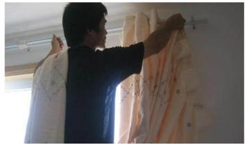 南昌窗帘安装