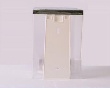 酒店双头洗发水沐浴露盒 v-4401手动双头皂液器 400ml*2皂液器