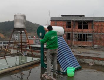 昆明太阳能专业维修