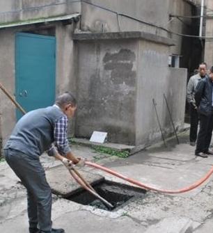 杭州化粪池清理清掏方法