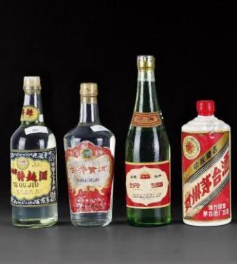 南山白酒专业回收