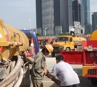河源专业管道疏通公司
