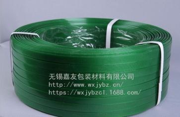 无锡厂家直销pet 塑钢带 手工或热熔打包 包装塑钢带