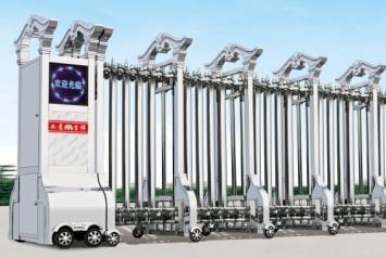 杭州电动伸缩门厂家