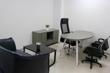 适合佛山创业者精装小户型办公室