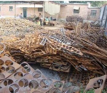 东莞废铁回收价格